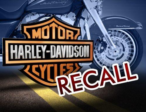 Harley-Davidson® pode ter falha nos freios e recall atinge mais de 250 mil motos